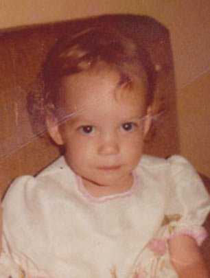 Ros Place aged 3